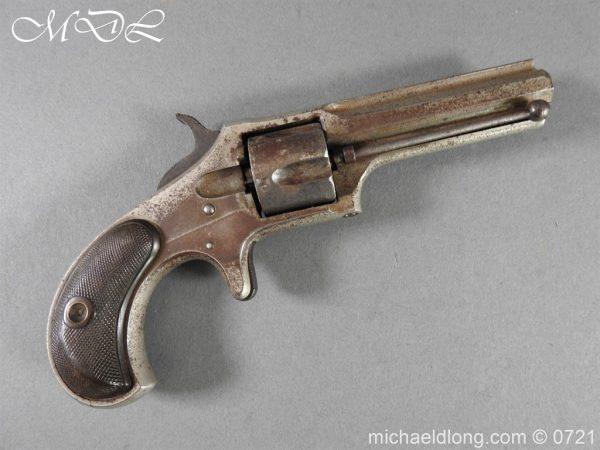 michaeldlong.com 20845 600x450 Remington Smoot New Model No 2 Rim Fire Revolver