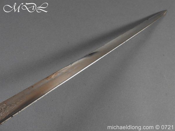 michaeldlong.com 20898 600x450 Victorian Infantry Officer's Sword