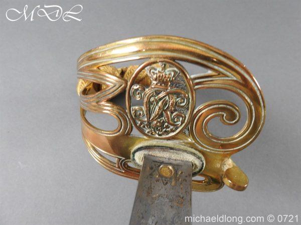 michaeldlong.com 20904 600x450 Victorian Infantry Officer's Sword