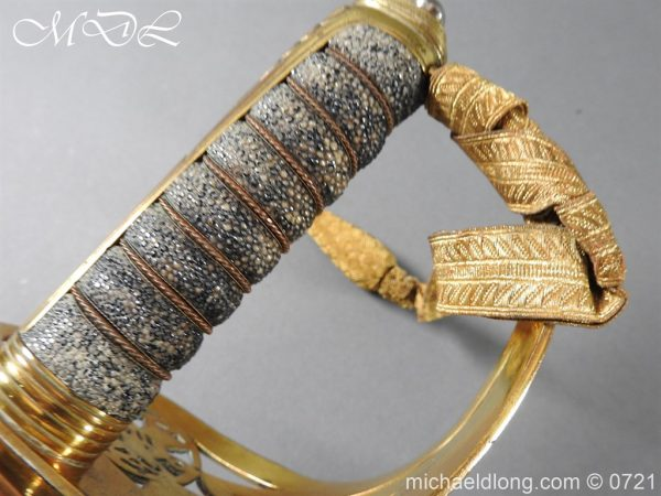 michaeldlong.com 20909 600x450 Victorian Infantry Officer's Sword
