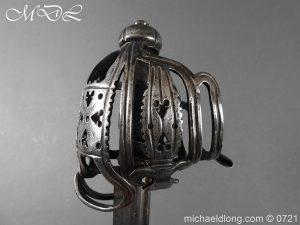 michaeldlong.com 20927 300x225 Scottish Horseman's Sword c1730