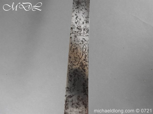 michaeldlong.com 20958 600x450 1788 British Heavy Cavalry Officer's Sword by Woolley