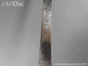 michaeldlong.com 20960 300x225 1788 British Heavy Cavalry Officer's Sword by Woolley