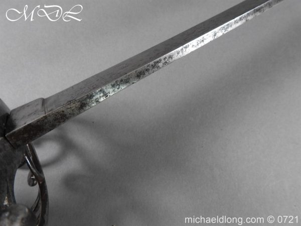 michaeldlong.com 20962 600x450 1788 British Heavy Cavalry Officer's Sword by Woolley