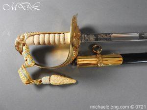 michaeldlong.com 20965 300x225 British RAF Officer's Sword by Wilkinson