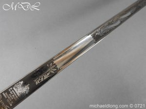 michaeldlong.com 20972 300x225 British RAF Officer's Sword by Wilkinson