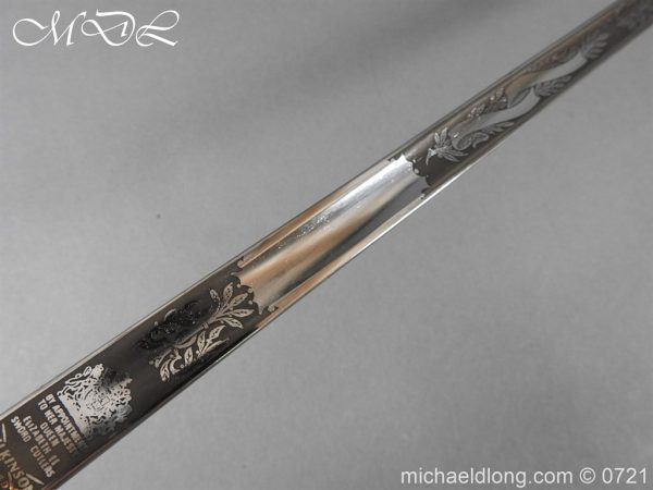 michaeldlong.com 20972 600x450 British RAF Officer's Sword by Wilkinson