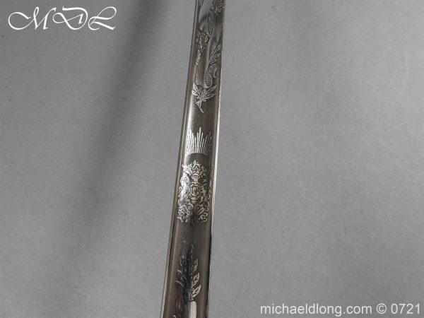 michaeldlong.com 20976 600x450 British RAF Officer's Sword by Wilkinson