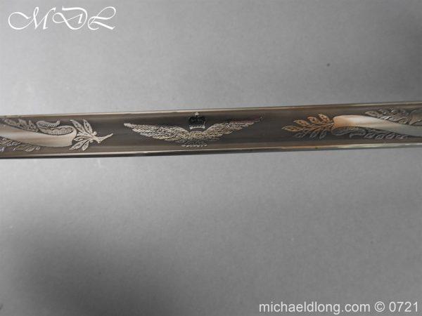 michaeldlong.com 20981 600x450 British RAF Officer's Sword by Wilkinson
