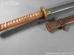 michaeldlong.com 21058 300x225 Japanese Officer's WW2 Sword
