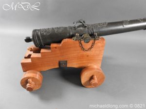michaeldlong.com 21132 300x225 French 18th Century Cannon Systeme Valliere