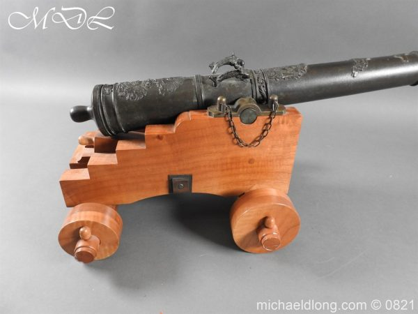 michaeldlong.com 21132 600x450 French 18th Century Cannon Systeme Valliere