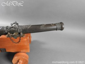 michaeldlong.com 21133 300x225 French 18th Century Cannon Systeme Valliere