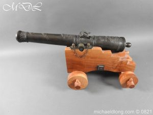 michaeldlong.com 21134 300x225 French 18th Century Cannon Systeme Valliere