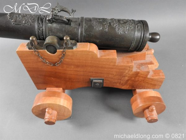 michaeldlong.com 21135 600x450 French 18th Century Cannon Systeme Valliere