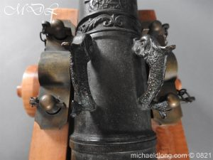michaeldlong.com 21140 300x225 French 18th Century Cannon Systeme Valliere