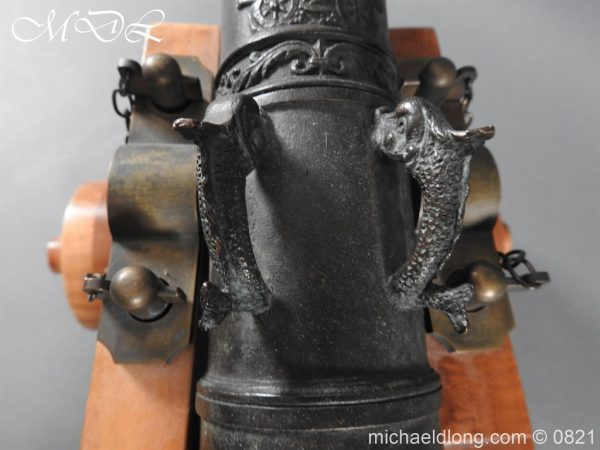 michaeldlong.com 21140 600x450 French 18th Century Cannon Systeme Valliere