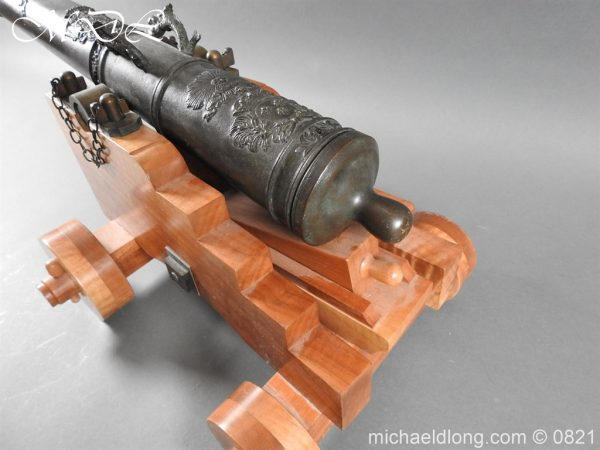 michaeldlong.com 21143 600x450 French 18th Century Cannon Systeme Valliere