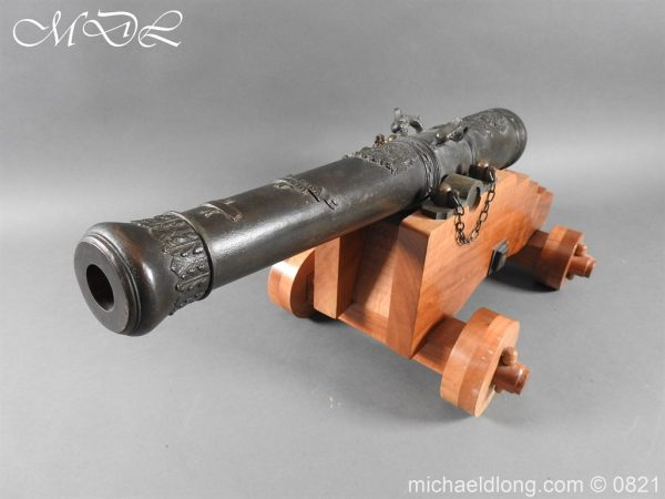 michaeldlong.com 21144 600x450 French 18th Century Cannon Systeme Valliere