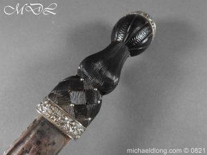michaeldlong.com 21166 300x225 Victorian 93rd Sutherland Highlanders Regimental Dirk