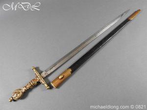 Royal Company of Archers Long Sword