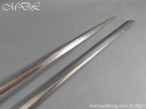 michaeldlong.com 21435 300x225 Heavy Cavalry Officer's 1796 Dress Pattern Sword