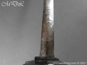 michaeldlong.com 21443 300x225 Heavy Cavalry Officer's 1796 Dress Pattern Sword