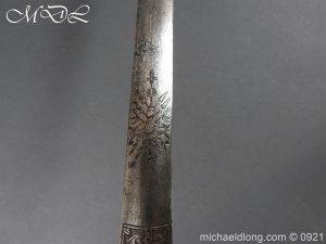 michaeldlong.com 21444 300x225 Heavy Cavalry Officer's 1796 Dress Pattern Sword