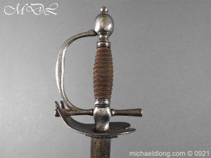 michaeldlong.com 21450 300x225 Heavy Cavalry Officer's 1796 Dress Pattern Sword