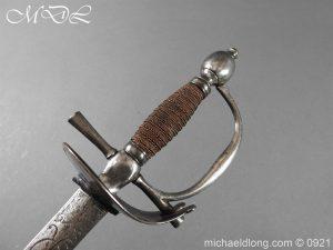 michaeldlong.com 21453 300x225 Heavy Cavalry Officer's 1796 Dress Pattern Sword