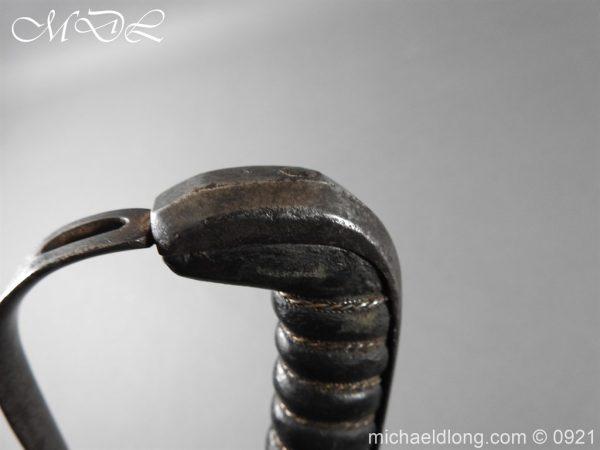 michaeldlong.com 21480 600x450 British Light Cavalry Officer's Sword