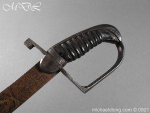 michaeldlong.com 21504 300x225 1796 British Officer's Sword