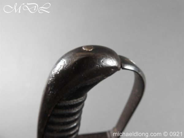 michaeldlong.com 21506 600x450 1796 British Officer's Sword