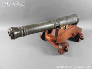 michaeldlong.com 21520 300x225 Spanish 18th Century Bronze Cannon