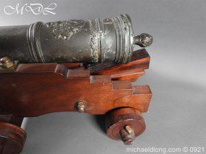 michaeldlong.com 21523 300x225 Spanish 18th Century Bronze Cannon