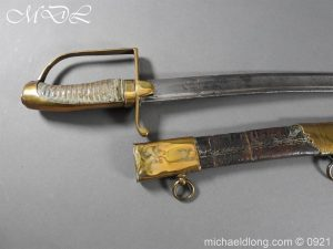 michaeldlong.com 21556 300x225 1780 Light Cavalry Sword