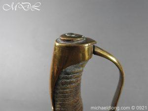 michaeldlong.com 21575 300x225 1780 Light Cavalry Sword