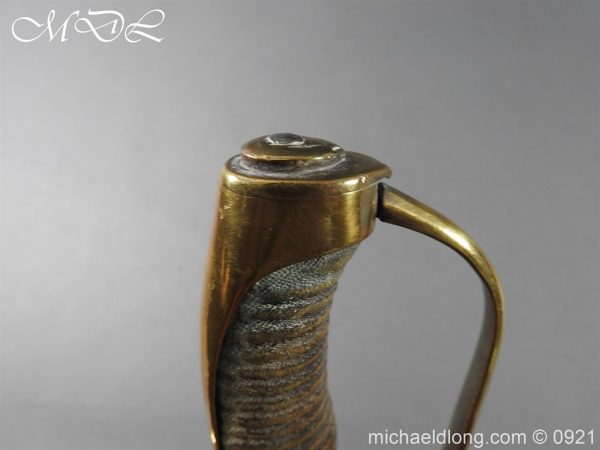 michaeldlong.com 21575 600x450 1780 Light Cavalry Sword