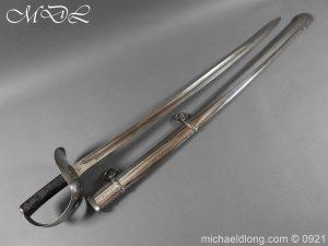 British 1864 Cavalry Trooper's Sword