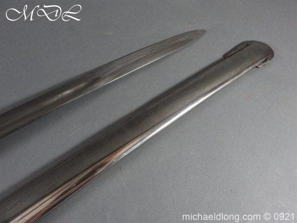michaeldlong.com 21585 600x450 British 1864 Cavalry Trooper's Sword