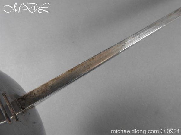 michaeldlong.com 21593 600x450 British 1864 Cavalry Trooper's Sword