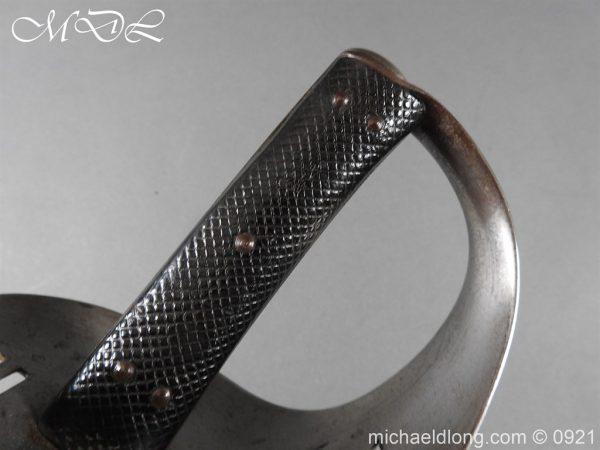 michaeldlong.com 21598 600x450 British 1864 Cavalry Trooper's Sword