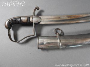 michaeldlong.com 21603 300x225 Troopers 1796 Light Cavalry Sword
