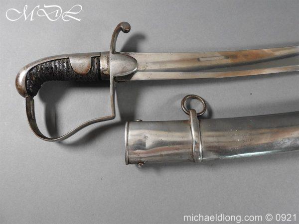 michaeldlong.com 21603 600x450 Troopers 1796 Light Cavalry Sword