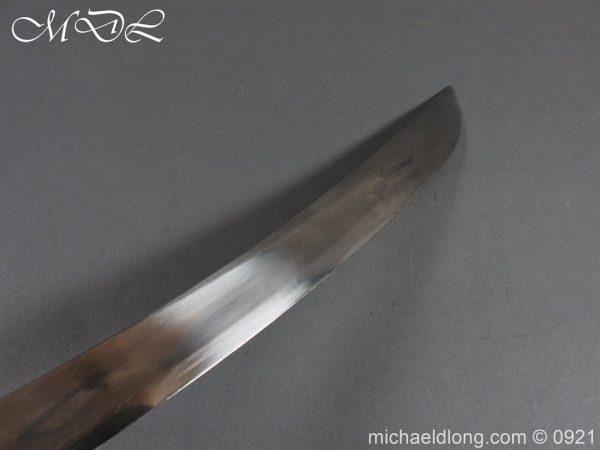 michaeldlong.com 21615 600x450 Troopers 1796 Light Cavalry Sword
