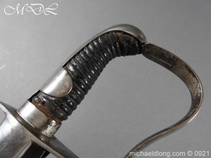 michaeldlong.com 21619 300x225 Troopers 1796 Light Cavalry Sword