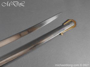 michaeldlong.com 21628 300x225 15th Hussars Officer's Mameluke