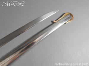 michaeldlong.com 21632 300x225 15th Hussars Officer's Mameluke