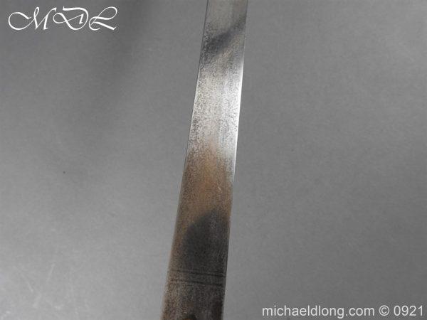 michaeldlong.com 21637 600x450 15th Hussars Officer's Mameluke