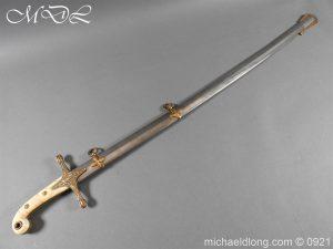 michaeldlong.com 21651 300x225 15th Hussars Officer's Mameluke